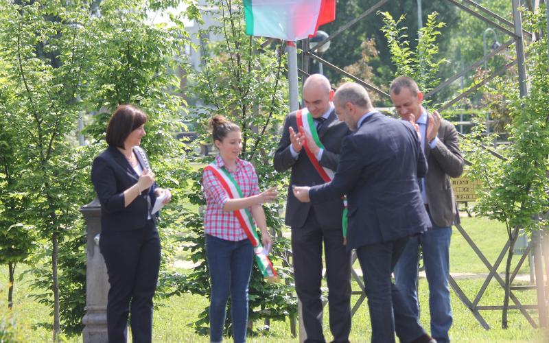 Intitolazione Parco Falcone e Borsellino