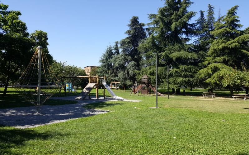 Parchi e verde a Roncadelle