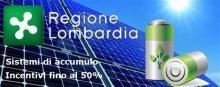 Contributi per sistemi di accumulo di energia elettrica