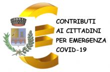BANDO CONTRIBUTI AI CITTADINI PER EMERGENZA COVID-19