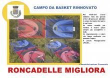CAMPO DA BASKET RINNOVATO