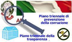 PIANO TRIENNALE DI PREVENZIONE DELLA CORRUZIONE E PER LA TRASPARENZA 2021-2023. AVVIO PROCEDIMENTO
