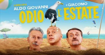 """CINEMA ALL'APERTO - 10 AGOSTO ORE 21 """"ODIO L'ESTATE"""""""